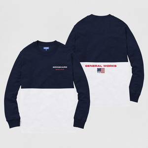 GWL313 LONG SLEEVE - NAVY