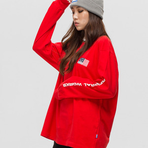 GWL314 LONG SLEEVE - RED