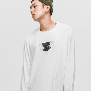 GWL323 LONG SLEEVE - WHITE