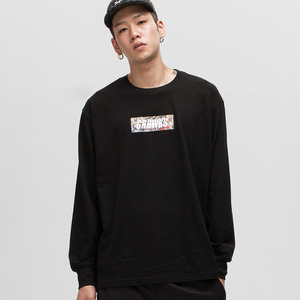 GWL329 LONG SLEEVE - BLACK