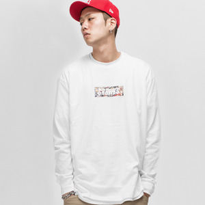 GWL329 LONG SLEEVE - WHITE