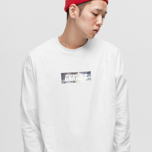 GWL330 LONG SLEEVE - WHITE