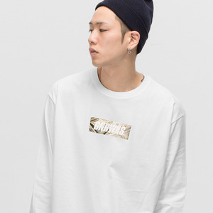 GWL331 LONG SLEEVE - WHITE